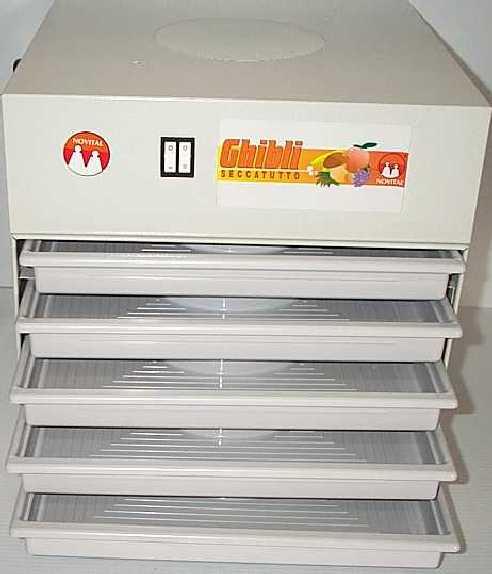 Novital Food Dehydrator Cabinet