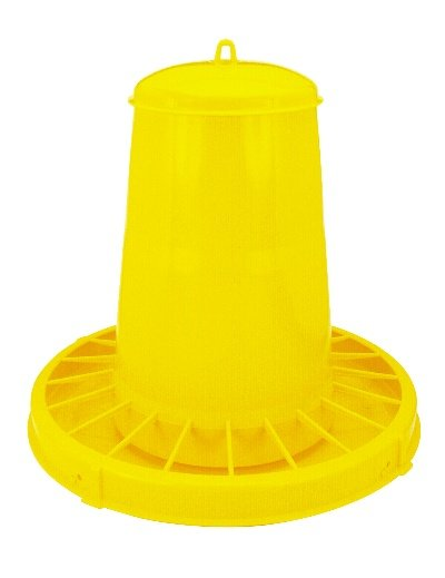 Novital 15 kg Yellow Feeder